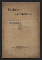 Facultades extraordinarias (1898)