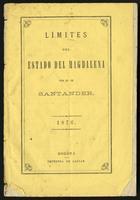 Límites del Estado del Magdalena con el de Santander. (1876)