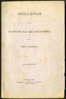 Huelleras de la República de Colombia en la costa Atlántica (1890)