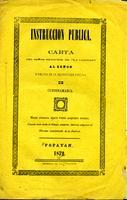 Instrucción pública (1892)