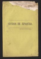 Sucesos de Zipaquirá (1862)