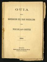Guía de la navegación del bajo Magdalena (1894)