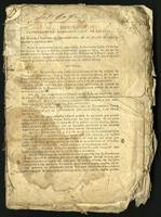 Decreto arreglando la administración de salinas (1834)