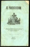 El protestantismo (1863)