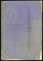 Proyecto de leño o ferrocarril de Tolú a Sincelejo. Informe del injeniero civil Sr. A.J. Scherzer (1879)