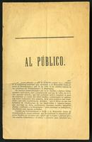 Al Público (1883)