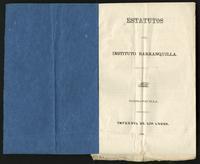 Estatutos del Instituto Barranquilla