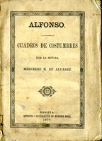 Alfonso : cuadros de costumbres (1870)