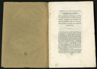 Breve examen de las razones que hai para sancionar los proyectos de lei, que discuten las cámaras del Senado i de Representantes, sobre la esportación de oro y arreglo del sistema monetario (1846)