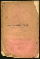 Gran ferrocarril central (1884)