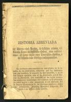 Historia abreviada del Hibiscus-abel-Moschus, de la Datura arbórea, del Mikania-Guaco i del Ophicidia-Cedrón, como contravenos; de Acras-zapote como litotríptico diúretico, i del Malambo como febrífugo i antiespasmódico (1858)