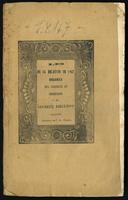 Lei de 14 de Junio de 1847 orgánica del comercio de importación y el decreto ejecutivo (1847)