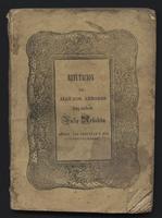 Refutación de algunos errores del Señor Julio Arboleda sobre los Jesuitas y sus constituciones (1848)