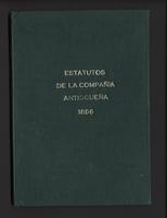 Estatutos de la Compañía Antioqueña de Instalaciones Eléctricas (1896)