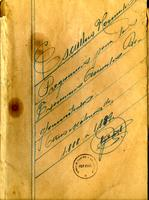 Escuelas normales del Departamento del Cauca. Programas para los exámenes anuales reglamentarios. Año escolar de 1888 a 1889 (1888)