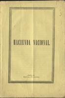 Hacienda Nacional (1864)