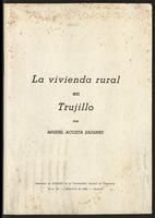 La vivienda rural de Trujillo (1955)