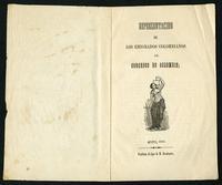 Representación de los emigrados colombianos al Congreso de Colombia (1878)