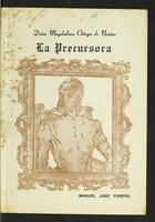 Doña Magdalena Ortega de Nariño. La Precursora (1960)