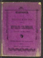 Historia de los veinte maridos de la República Colombiana, contada por ella misma (1880)