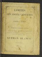 Límtes entre Venezuela y Nueva Granada (1880)