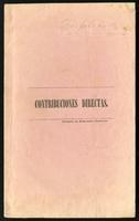 Contribuciones directas (1853)