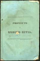 Proyecto de código civil (1853)