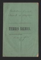 Tierras baldias (1855)