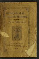Impresiones de un viaje por el Ecuador (por un viajero ciego) (1919)